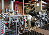 Power Plant Compressor