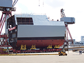 Shipbuilding Hull Assembly